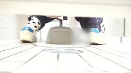 高洗面所盗撮 43 至高体育館 局部好きの為の下方撮り特集!!10