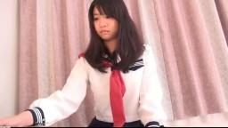【無】スカーフ巻いて手コキ