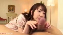 鈴木心春 奇跡の美巨乳 初めての超高級ソープ体験で初めてのごっくん CND-037