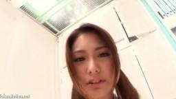 桃音まみる AV寸前!×女子校生 COV-080