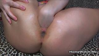 Crazy Horny Slut Got Pussy Fisted Hard