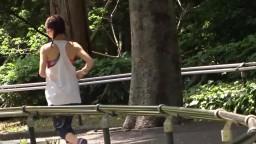 【ジョギングナンパ 16】まい 21歳 テキーラガールのアルバイト