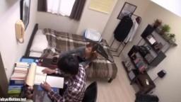 ネットで購入した睡眠薬で家庭教師を眠らせて中出しレイプする受験生の投稿映像
