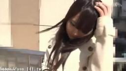 【無修正】可愛いちっぱいお姉さん-1