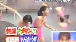 【テレビ】昔のテレビのおっぱいポロリ