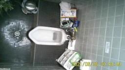 トイレ隠し撮り