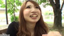 天然むすめ 2010-10-06 木本千夏 彼氏以外と初めての割り切りセックス